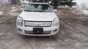 Ford  fusion SEL AWD