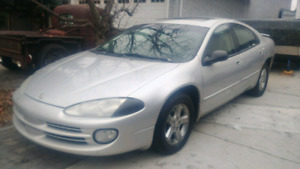 2003 Chrysler Intrepid. The PERFECT winter car
