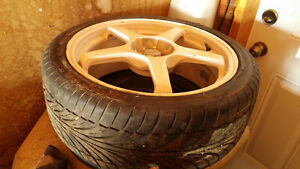 Tires and rims for sale Windsor Region Ontario image 1