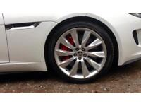 2014 Jaguar F-TYPE 5.0 Supercharged V8 S 2dr Automatic Petrol Convertible