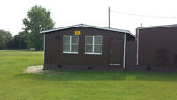 24'x32' Portable Building with HVAC's only $14,500 Delivered!