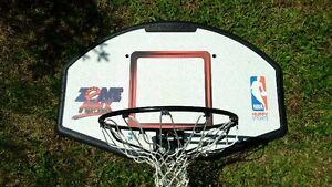 Huffy 44 inch basketball backboard and net