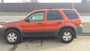 2007 Ford Escape XLT Utility SUV, Crossover