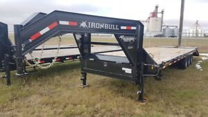 2019 Iron Bull Trailers FHG22 30'