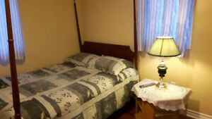 ROOM - FURN. Heat, Hot Water, Parking, Lndry & Internet