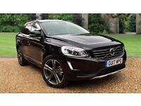 2017 Volvo XC60 D5 AWD SE Lux Nav Winter Pack Automatic Diesel Estate