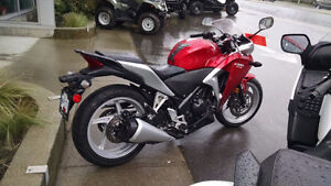 Excellent condition 2011 Honda CBR 250 RA (ABS)  6050 km
