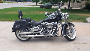 Harley Davidson Softail Deluxe Edition