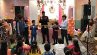 Magic show at affordable prices(Special deals)