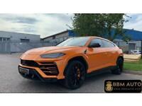 2021 Lamborghini Urus 4.0T FSI V8 Petrol Automatic