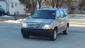 2005 Suzuki XL-7 for Sale! 129,000kms! Priced to Sell! 4 X 4 SUV