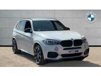 2017 BMW X5 SERIES X5 xDrive40d M Sport SUV Diesel Automatic