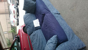 light weight, good condition, super comfy couch!