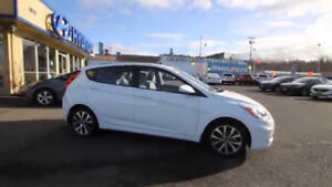 2016 hyundai accent hatchback WITH WARRANTY