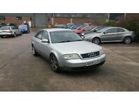 Audi A6 Saloon 1.9TDI 4 DOOR - 1998 R-REG - 10 MONTHS MOT