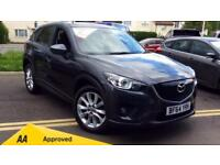 2015 Mazda CX-5 2.0 Sport Nav 5dr Manual Petrol Estate