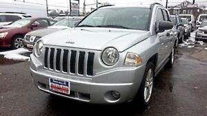 2007 Jeep Compass Sport, S-ROOF, 4X4, 4 NEW TIRES