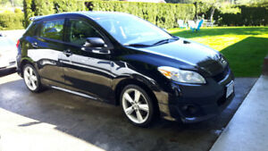 2009 Toyota Matrix with  Sport Package Wagon