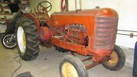 1947 Massey Harris 30 Tractor