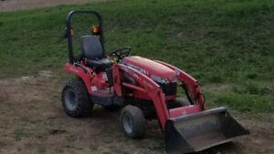 Massey Ferguson GC 2400 Compact Tractor
