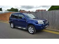 Nissan X-Trail 2.5i 2006MY Aventura 2006 56 REG 117K ENGINE KNOCKING OR TAPPITS