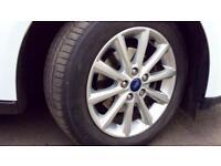 2015 Ford Focus 1.6 125 Titanium 5dr Powershif Automatic Petrol Estate