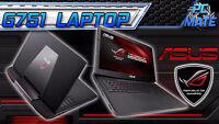 "Gaming Laptop, i7, GTX980M 4GB, 25GB ram, screen17"", SSD256gb+1T"