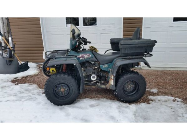 Used 1999 Yamaha Big Bear 350