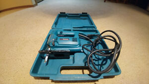 Makita Jigsaw with case