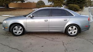 2006 Audi A4 2.0T Quttro 6 Speed
