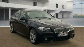 image for 2014 BMW 5 Series 3.0 ACTIVEHYBRID 5 M SPORT 4d 302 BHP Saloon Automatic