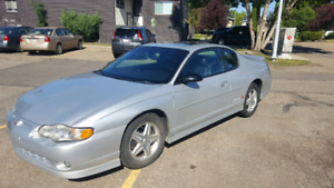 2004 monte carlo supercharged ss