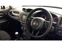 2017 Jeep Renegade 1.6 Multijet Night Eagle II 5d Manual Diesel Hatchback