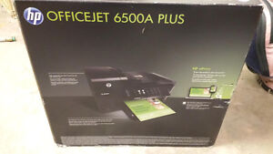 brand new all in one printer, scanner, copier, fax