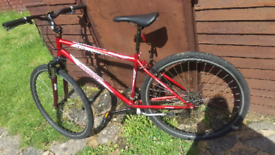 Bike ammaco cs 100sport city sport very good condition