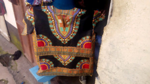 DASHIKI SHIRTS (HANDMADE) FROM NAKURU TOWN KENYA