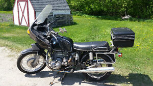 Immaculate BMW R75/5