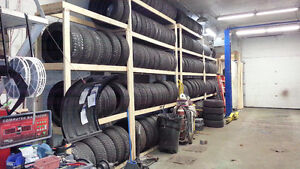 Used Winter Tires From $25 A Tire .. New Tire And Wheel Package