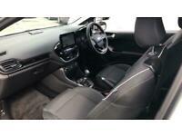 2018 Ford Fiesta 1.0 EcoBoost Zetec 3dr Manual Petrol Hatchback