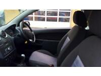 2007 Ford Fiesta 1.25 Silver 3dr Manual Petrol Hatchback