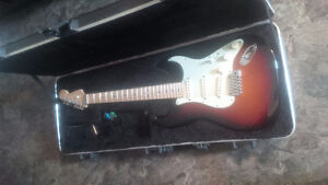 REDUCED -- Fender American Deluxe Stratocaster