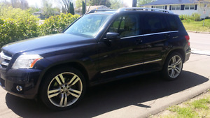 2011 Mercedes GLK350 4 Matic