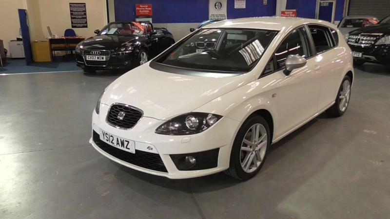 2012 seat leon seat leon 2 0 tdi cr 140 fr 5dr diesel in aston west midlands gumtree. Black Bedroom Furniture Sets. Home Design Ideas