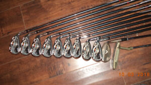 Golf clubs, Taylor made