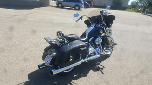 2009 road king classic  touring