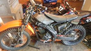 MOTOCROSS 250CC APOLLO