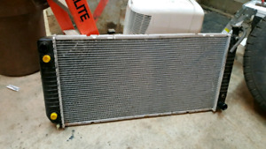 radiator to fit a 1988 to a 1998 Chevy or GMC truck $60