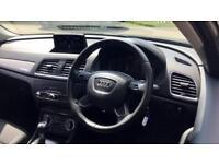 2014 Audi Q3 2.0 TDI (177) Quattro SE 5dr S Automatic Diesel Estate