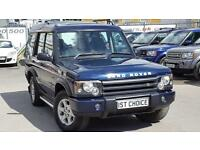 2002 LAND ROVER DISCOVERY TD5 GS 5STR VERY WELL PRESENTED PX VEHICLE DRIVE