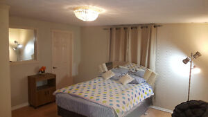 Furnished bedroom in perfect location!